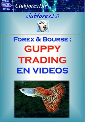 Bourse & Forex - moyennes mobiles GUPPY trading en Vidéos (Clubforex1 t. 22)