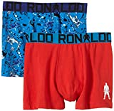 CR7 Cristiano Ronaldo BOYS Boxershorts Jungen 2-Pack (CR7-8400-5100-459-116/128)