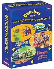 BBC Kids Collection - Vol. 2 (TT - Tweet Tweet + Zingzillas - World Music Tour + Fimbles - Let's find the Fimbles)