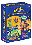 BBC Kids collection with the titles – Teletubbies – Tweet Tweet, Fimbles- Lets find the Fimbles, Zingzillas – World Music Tour . The series make learning fun for children with lot of color and fun.