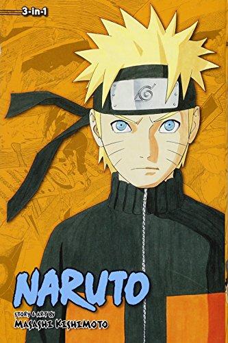 Naruto (3-in-1 Edition) Volume 15: 43-45 por Masashi Kishimoto