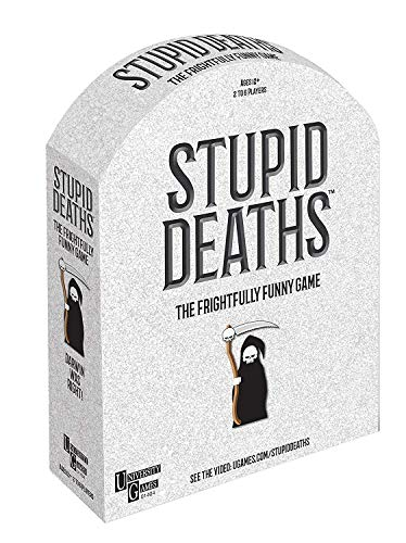 Stupid Deaths Board Game