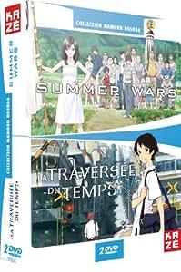 Summer Wars + La traversée du temps - Coffret 2 Films de Mamoru Hosoda