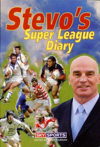 Stevo's Super League Diary por Mike Stephenson
