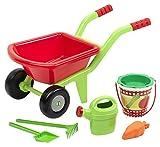 Spielzeug Ecoiffier 517Schubkarre Garten sortierten