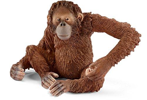 Schleich Orangután, hembra, figura (14775)
