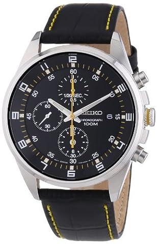 Seiko Quarz Herren-Armbanduhr Chronograph