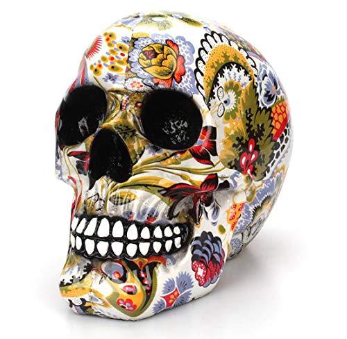 LHYP Halloween Soul Schädel Ornament Pop Art Skull