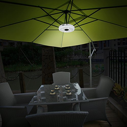 Victop patio umbrella light wireless 28 led light for outdoorindoor victop patio umbrella light wireless 28 led light for outdoorindoor use patio umbrellas aloadofball Image collections