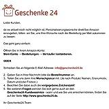 Geschenke 24 Baumscheibe – Gästebuch Alternat...Vergleich
