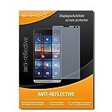 SWIDO Schutzfolie für HP Elite X3 [2 Stück] Anti-Reflex MATT Entspiegelnd, Hoher Härtegrad, Schutz vor Kratzer/Bildschirmschutz, Bildschirmschutzfolie, Panzerglas-Folie