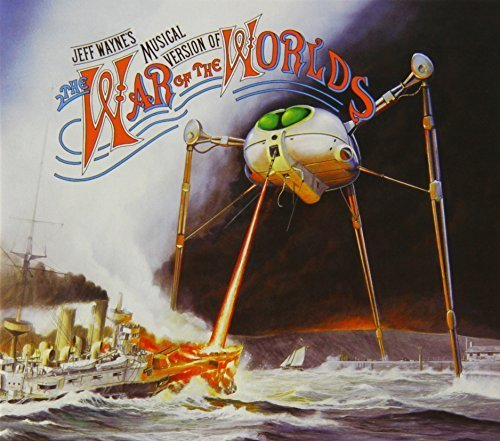 War of the Worlds by Sony UK (2009-06-15)