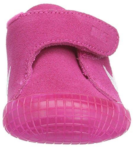 Nike Waffle 1 cbv, Chaussures Premiers pas Bébé Fille Rose hot Pink/white  Abordable Meilleur Jeu Aiment Achat Vente