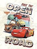 AG Design ftdp 9008Disney Cars, Papier Papier Peint Photo, 90x 120cm-1Partie, Papier, Multicolore, 0,1x 90x 120cm