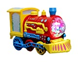 Blossom Fun Train best gift toy with Awesome Water Function & Bump & Go Movement for kids Aged 3 years and above, Multi Color