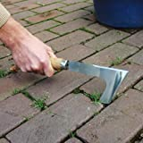 Esschert Design - Désherbeur de bordures inox - gris - 0.8 kg