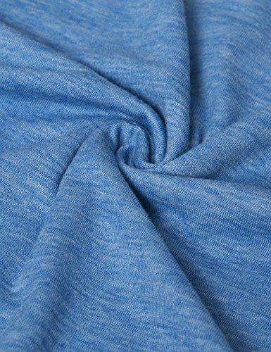 Faddare Débardeur - sans Manche - Femme Bleu