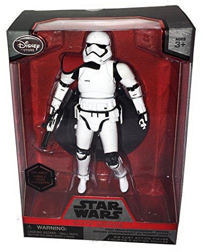 DISNEY STAR WARS Elite Serie DIE-CAST Figur FO STORMTROOPER (Stormtrooper Disney)