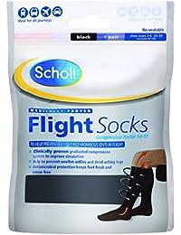 Scholl Footcare -  1 Paire de Bas - Spécial Avion - Taille  36-39