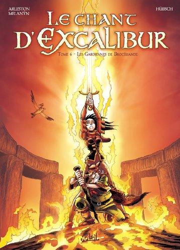 Le chant d'Excalibur T06 Les gardiennes de