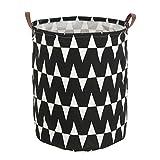 Dooxi Multifunktionale Faltbarer Schmutzige Kleidung Wäschekorb Household Rund Wäschebox Wasserdicht