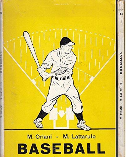 L- BASEBALL - ORIANI LATTARULO - SPERLING