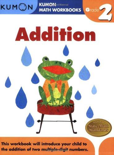 Addition Grade 2 (Kumon Math Workbooks)