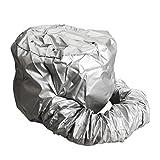 Hrph, casco morbido per capelli da collegare al phon, portatile e gonfiabile