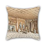 Best Chair Suttons - Throw Pillow Case Of Oil Painting Charles James Review