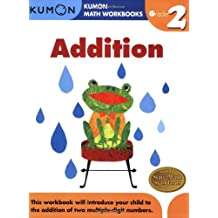Grade 2 Addition (Kumon Math Workbooks)