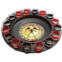 juego de la ruleta para beber y beber 16 vasos tirador con