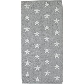 Cawö Home Handtücher Big Stars 524 anthrazit - 97 Handtuch