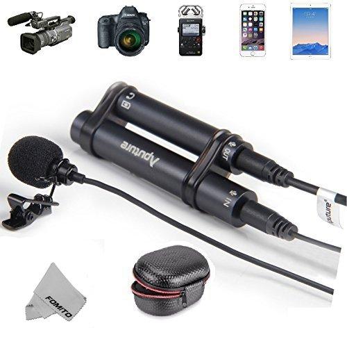 fomito-aputure-la-lav-profesional-omnidireccional-lavalier-microfono