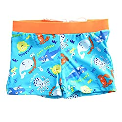 Swim Trunks Boy Ni os traje...