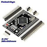 robotdyn–Mega 2560Pro Mini, ATmega2560–16AU, kompatibel für Arduino Mega 2560R3mit Bootloader 3.3V, NO pinheaders
