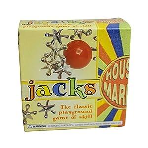 jacks – juegos de habilidad juego [Toy]