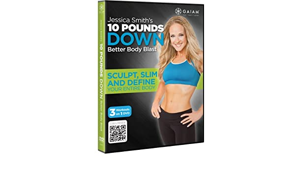 Amazon.in: Buy 10 POUNDS DOWN WITH JESSICA SMITH DVD, Blu-ray Online at  Best Prices in India | Movies & TV Shows
