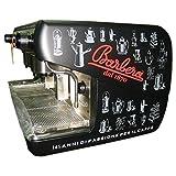 Macchina Caffè Professionale per Bar - 2 gruppi - Caffè Barbera