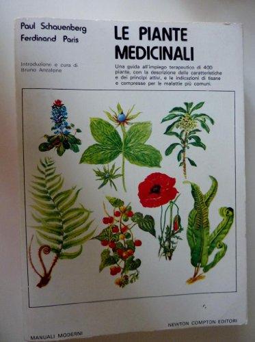 le-piante-medicinali-introduzione-a-cura-di-bruno-anzalone-una-guida-allimpiego-terapeutico-di-400-p