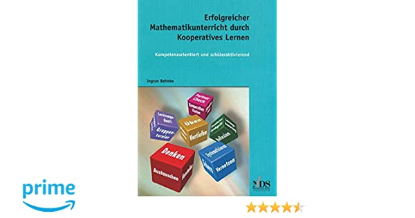 kooperatives lernen im mathematikunterricht 44 methoden fr die sekundarstufe