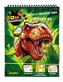 Image de Tout pour dessiner mes dinosaures - Tom Lagomme