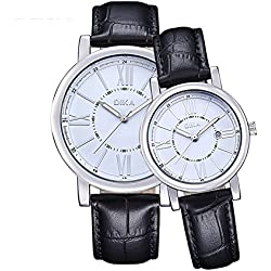 Couple watches/Fashion strap waterproof watch/ outdoor quartz watch-A