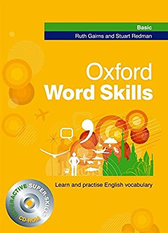 Oxford Word Skills: Basic: Student's Pack (Book and CD-ROM) (Book