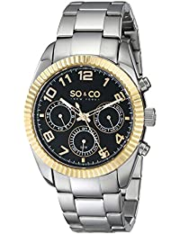 SO&CO Reloj 5009.3 Plateado