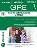 Reading Comprehension & Essays GRE Strategy Guide, 4th Edition (Manhattan Prep Strategy Guides)