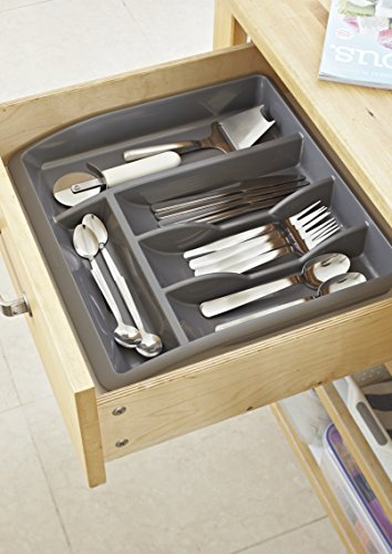 ADDIS Drawer Organiser, Black