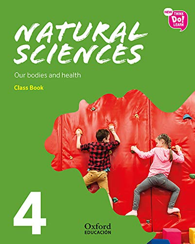 New Think Do Learn Natural Sciences 4. Class Book. Our bodies and health (National Edition)