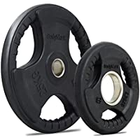 Bodymax Olympic Rubber Radial Weight Plates