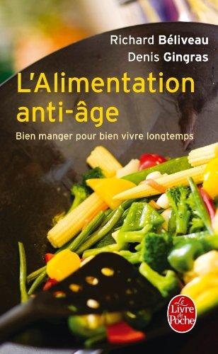 L'Alimentation anti-ge
