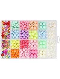 94d5e85cbdaa juegos de hacer pulseras collares y anillos  Joyería - Amazon.es